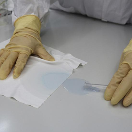 Cleanroom Wiper Polyester
